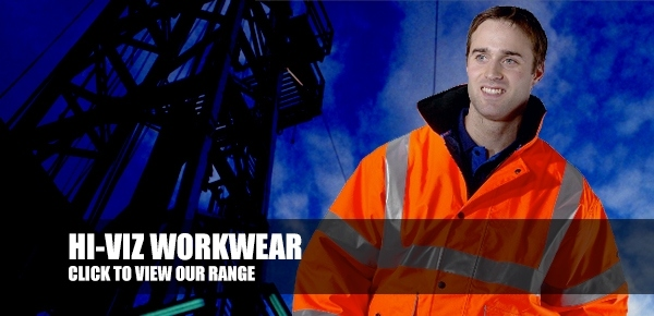 Workwear from Shropshire Workwear, including footwear, gloves, fleeces and trousers